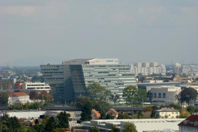 Siemens City Vienna